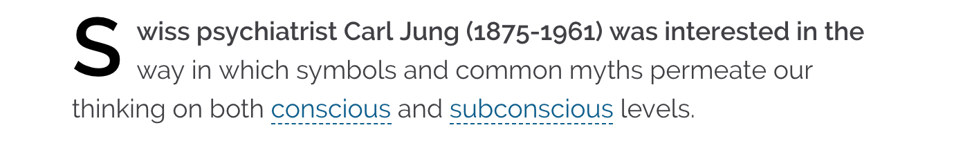 Carj Jung archetypes