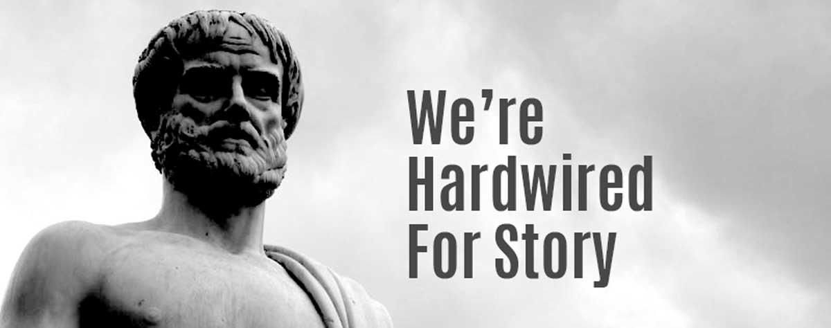 aristotle brand storytelling